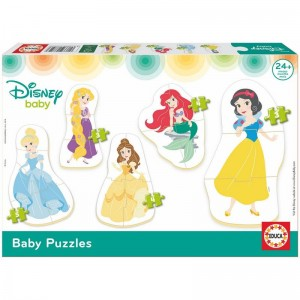 Baby puzzle Princess Disney