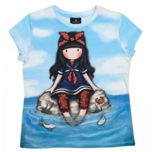 Gorjuss blue t-shirt