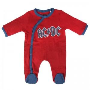 ACDC interlock baby body