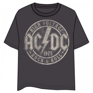 ACDC High Voltage adult t-shirt