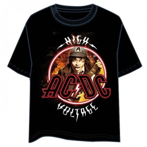 ACDC Angus Voltage adult t-shirt