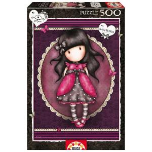 Puzzle Ladybird Gorjuss 500pz