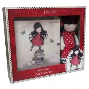 Gorjuss New Heights gift set