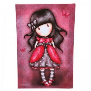Gorjuss Ladybird canvas