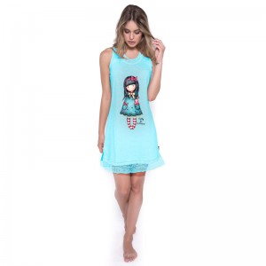 Gorjuss Pretty As a Picture adult nightdress