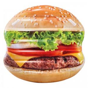Burger mattress handles