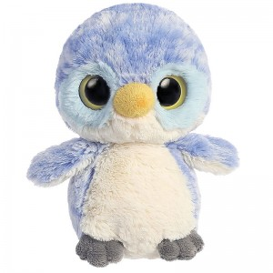 Plush Toy Pinguin Yohoo & Friends soft 18cm