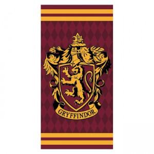 Harry Potter Gryffindor cotton beach towel