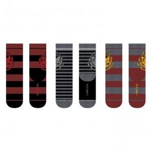 Harry Potter assorted pack 3 socks