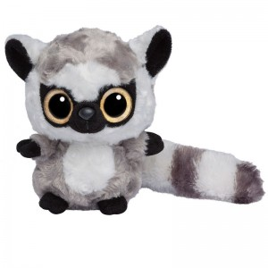 Plush Toy Lemur Yoohoo & Friends Glittering Eyes 13cm