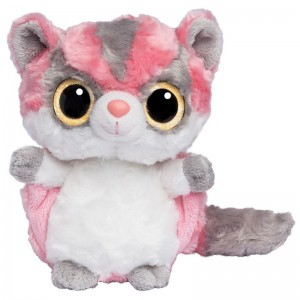 Plush Toy Sugar Glider Yoohoo & Friends Glittering Eyes 13cm