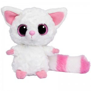 Plush Toy Fennec Yohoo & Friends Glittering Eyes 20cm