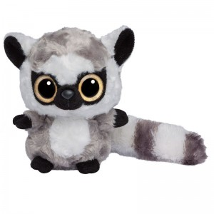 Plush Toy Lemur Yohoo & Friends Glittering Eyes 20cm