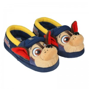 Paw Patrol Chase 3D slippers