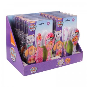 Paw Patrol assorted premium Brush Set with comb or necklace