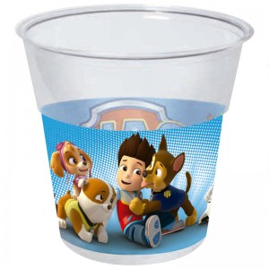 Paw Patrol pack 8 party tumblers