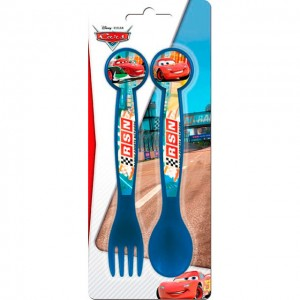 Disney Cars Neon Racers cutterly set
