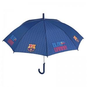 Auto Open FC Barcelona Blaugrana 48cm umbrella