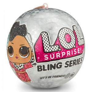 LOL Surprise Bling assorted surprise ball