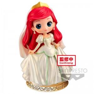 Disney Ariel Dreamy Style Special Collection Q Posket figure 14cm