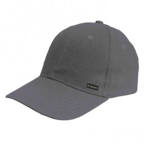 Baggy grey cap