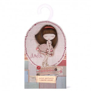 Anekke Dream patchwork sachet scented wardrobe
