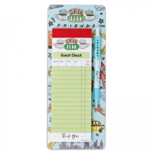Friends magnetic To Do list