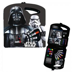 Briefcase 40 pieces Star Wars Flash