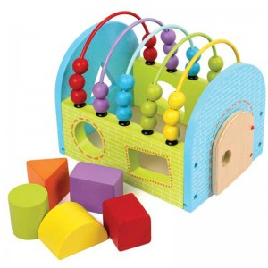 Activity House game