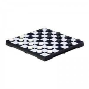 Small Magnetic Draughts