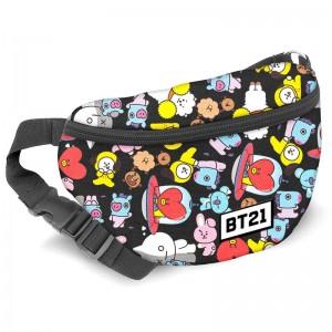 BT21 belt pouch