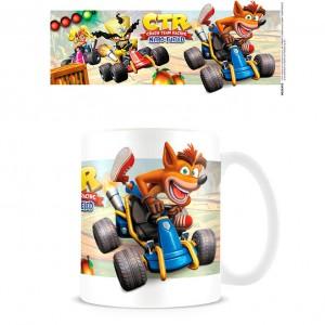 Crash Bandicoot First Place mug