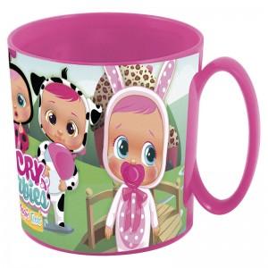 Cry Babies micro mug