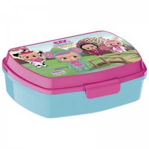 Cry Babies lunch box