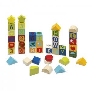 Educative Cubes 40pz