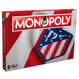 Atletico Madrid monopoly game