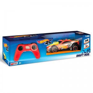 Hot Wheels Drift Rod radio control car
