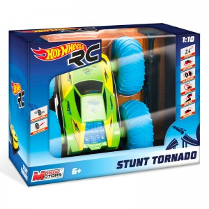 Hot Wheels Stunt Tornado radio control car