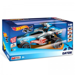 Hot Wheels Gatos radio control car