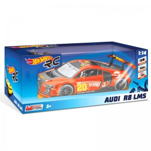 Hot Wheels Audi R8 LMS radio control car