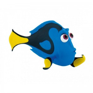 Disney Finding Dory confused Dory figure