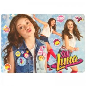 Disney Soy Luna individual tablecloth