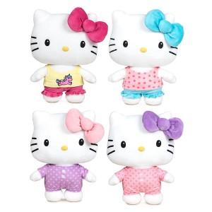Hello Kitty Pijama Party assorted plush toy 27cm
