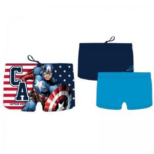 Marvel Captain America assorted boxer swimwear