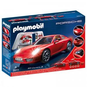 Playmobil Porsche 911 Carreras S