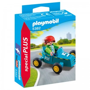 Playmobil Special Plus Boy with kart