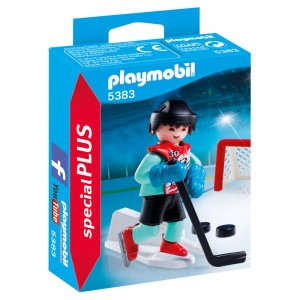 Playmobil Special Plus Ice hockey player