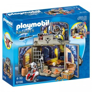 Playmobil Knights Chest knights treasure