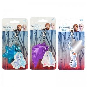 Disney Frozen 2 assorted 3D keychain
