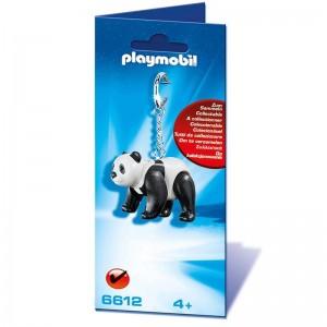 Playmobil Panda Bear keyring